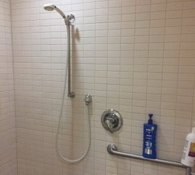Shower facility